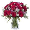 Na Czasie: Róże i Alstromerie