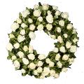 Big Roses Wreath