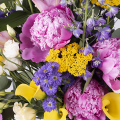 A festival of flowers: 40 varied stems