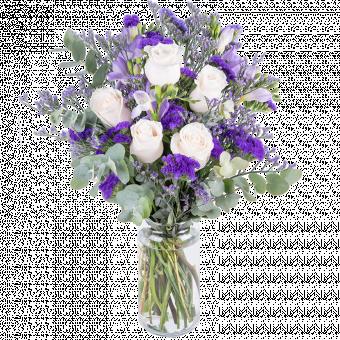 Empatia: rose e fiori lilla