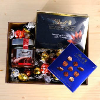 Sweet Feast: Lindt Selection