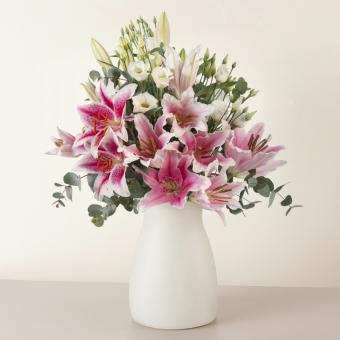 Open Secret: lilies