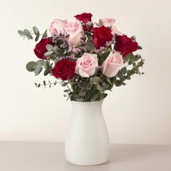 Until Forever: roses