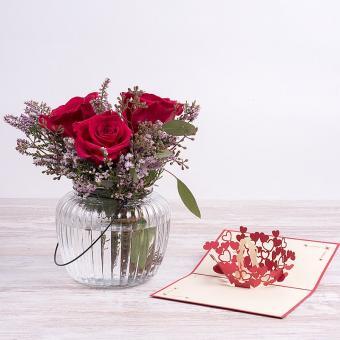 Ramos De Flores Frescas De Cumpleaños En 24h