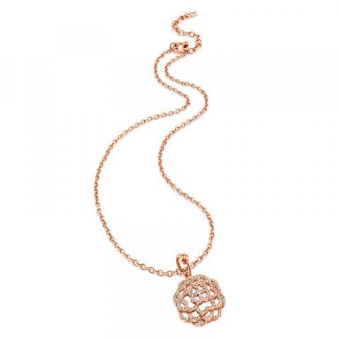 Santorini Flower Necklace