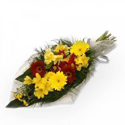 Bouquet di Gerbere 60 cm