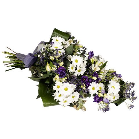 Bouquet Lilac Wildflowers