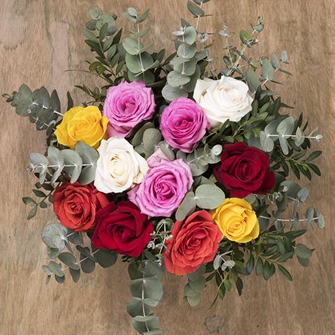 Symfonia Kolorów: Mix Róż