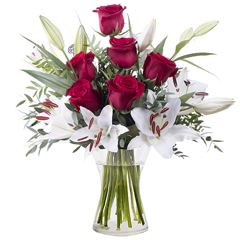 Magical Romance: Roses and Lilies