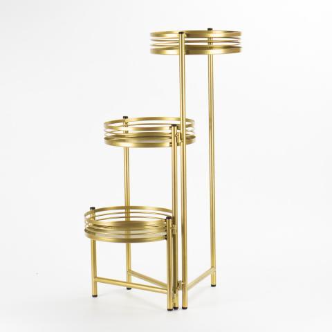 The gold: : Folding Flowerpot