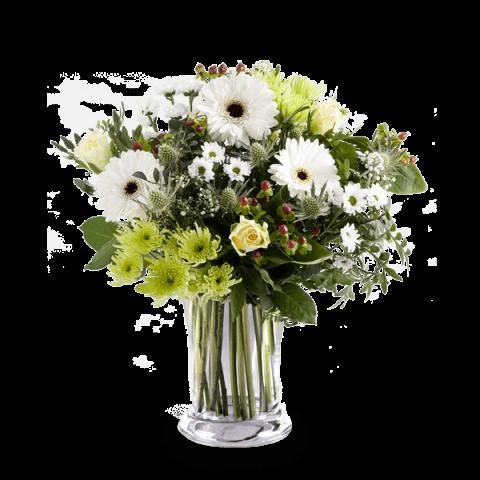 Bohemian Sonnet: Mixed Flowers