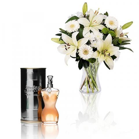 Perumed Lily: perfume and flowers