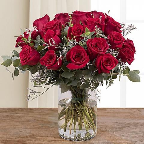Liebe Premium: 24 Rosen