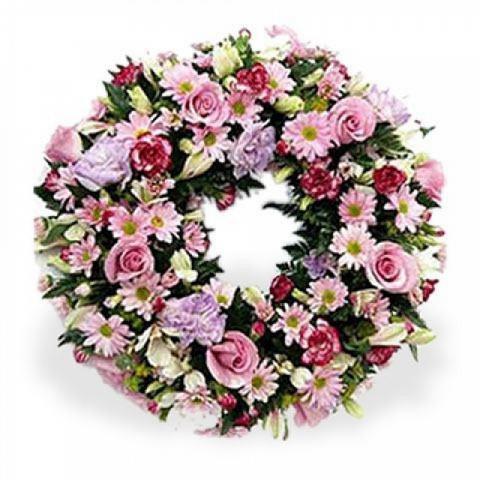 Farewell Wreath 60 cm