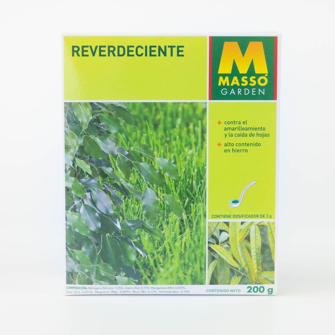Reverdeciente para plantas