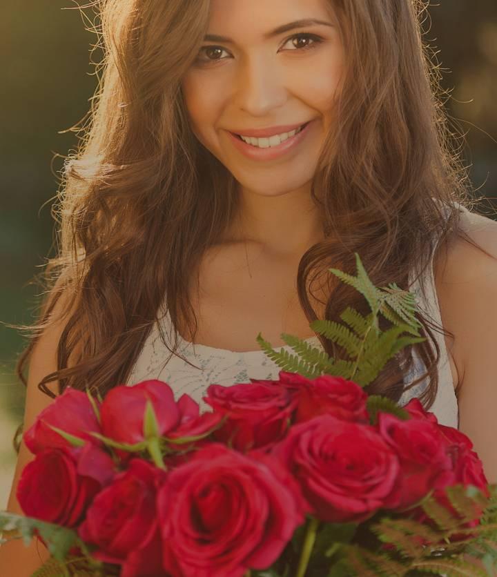 La rosa es la estrella del 23 de abril